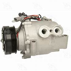 automotive air conditioning repair 2004 isuzu ascender transmission control new ac compressor chevrolet trailblazer envoy ascender 5 3 liters ebay