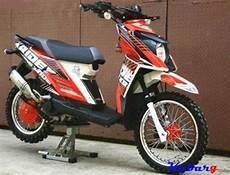 X Ride Modif Trail by Tata Cara Modifikasi Dan Kumpulan Gambar Trail Yamaha X