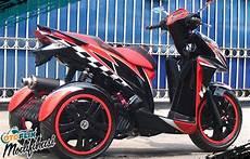 Modif Vario Sederhana by 250 Modifikasi Motor Matic Terkeren 2019 Honda Yamaha