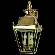 balmoral solid brass 3 light victorian downward outdoor