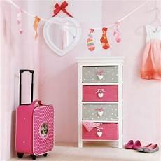 meuble rangement chambre bebe fille visuel 1