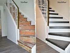 bildergalerie treppenrenovierung alte treppe neu