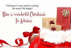 merry christmas in advance wallpaper dontly me