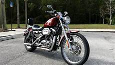 2001 Harley Davidson Sportster 1200 Custom Sold
