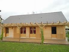Maison En Bois 100m2 Ventana