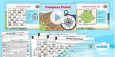 compass directions ks2 worksheets 11720 points of the compass lesson plan 3 year 5 geography