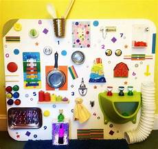 Diy Sensory Board For Children Baby Sensory Board