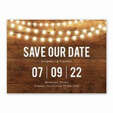 brilliant lights save the date ann s bridal bargains