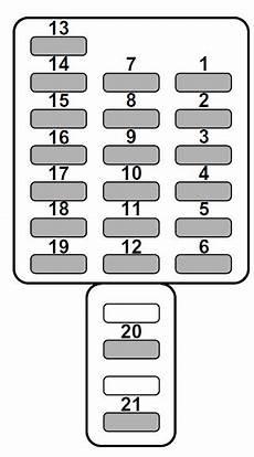 Subaru Legacy 2004 Fuse Box Diagram Auto Genius