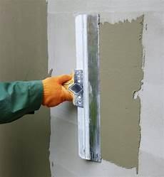 lissage de mur enduit de lissage les conseils d application