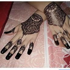 macam macam henna pengantin terbaru 2019