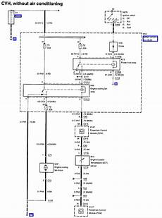 2000 ford focus cooling fan wiring diagram ford 2000 focus cooling fans come on when a c is turned on but do not seem to come on if a c is