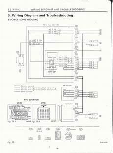 Subaru B4 Wiring Diagram by Alarm Causing A Parasitic Draw Legacycentral Bbs