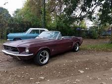 1967 Mustang Convertible V8 1965 1966 1968 Fastback