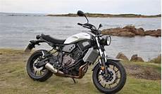 Essai Moto Yamaha Xsr 700