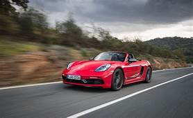 A Closer Look At The 2020 Porsche 718 Boxster T
