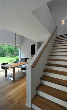 Treppe Mit Stauraum - l18 interior house esszimmer modern holztreppe und