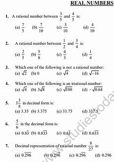 view pdf cbse class 10 real numbers mcqs a