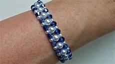 Simple And Beaded Bracelet Easy Craft Tutorial