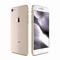 Apple Iphone 8 Plus 64gb Gold Lte Cellular At T Mq8v2ll A