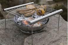 barbecue pliable grilliput duo avec grille d 233 montable