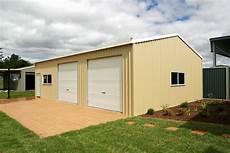 garage an garage steel garages and sheds for sale ranbuild