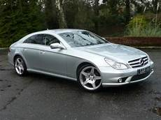 2009 Mercedes Cls 320 Cdi Auto In Silver