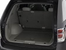 Image 2008 Chevrolet Equinox FWD 4 Door LT Trunk Size