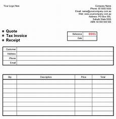 customer receipt template excel 50 free receipt templates sales donation taxi