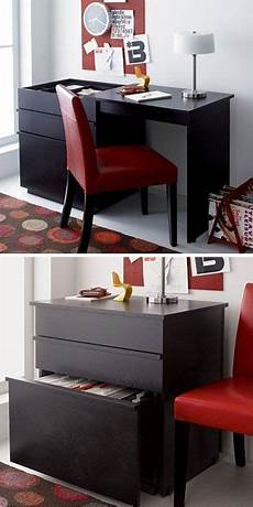 space saving home office furniture best of three space saving desks from crate barrel