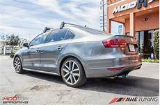 Awe Tuning Exhaust For Jetta Gli Installed Modauto