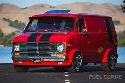 1976 G10 Chevy Van – Four Decades Of Full Bodied Fun
