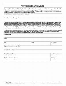 form 13424 i litc tax information authorization