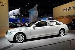 Maybach USA Landaulet Features  Automotive Cars