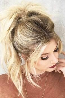a pretty hairstyle peinados informales y sencillos para usar en todo momento de peinados