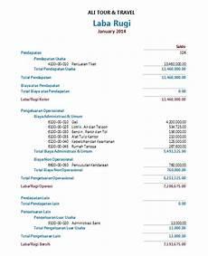 cara cepat menyusun laporan keuangan perusahaan jasa
