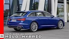 audi a6 hybrid 2019 audi a6 avant animation mild hybrid technology mhev