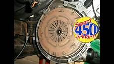 Smart 450 Kupplung Kupplungstausch Anleitung