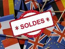 Soldes En Europe Bonnes Affaires Sans Fronti 232 Res La
