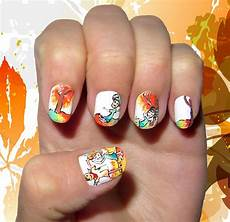 13 dreamy fall nail art designs that are more than