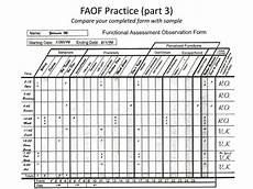 ppt functional assessment observation form tutorial powerpoint presentation id 581331