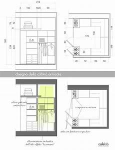 dimensioni guardaroba progetto cabina armadio lineare cerca con