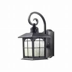 home decorators collection brimfield 2 light aged iron outdoor flushmount light hb7045a 292