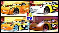 disney pixar cars 4 screen race miguel paint cars fast as lightning youtube