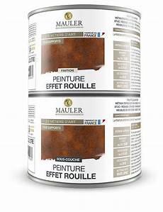 Peinture Effet Rouille Multi Support Mauler Fer Bois