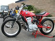 Motorcycle 74 Bmw Flat Track Racer