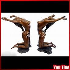 Statue En Bronze Sculpture En Bronze Bronze D 233 Coratif