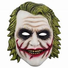 joker mask 9in x 10 1 4in city