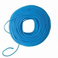 cloth covered wire electric blue color cord company
