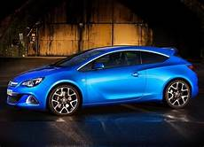 The New Opel Astra J Opc 2014 Prices And Equipment
